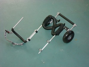 dog wheelchairs how to make