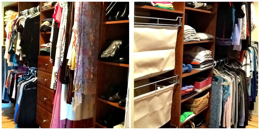closet collage