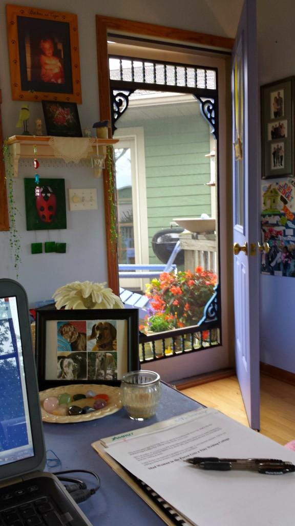 techel writing cottage inside 7