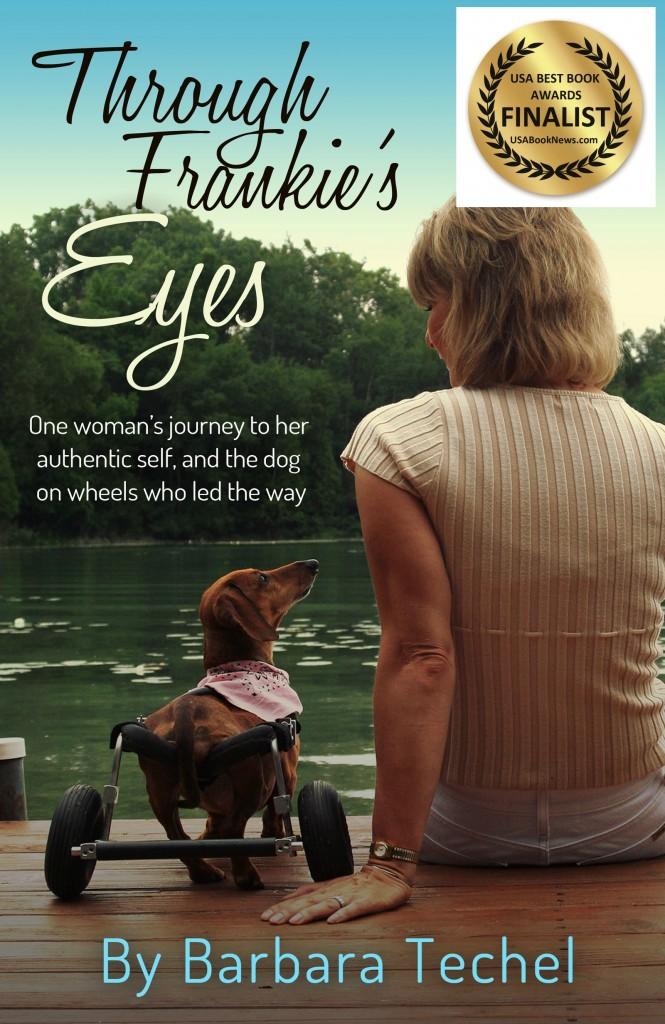 Through Frankie's Eyes best book finalist