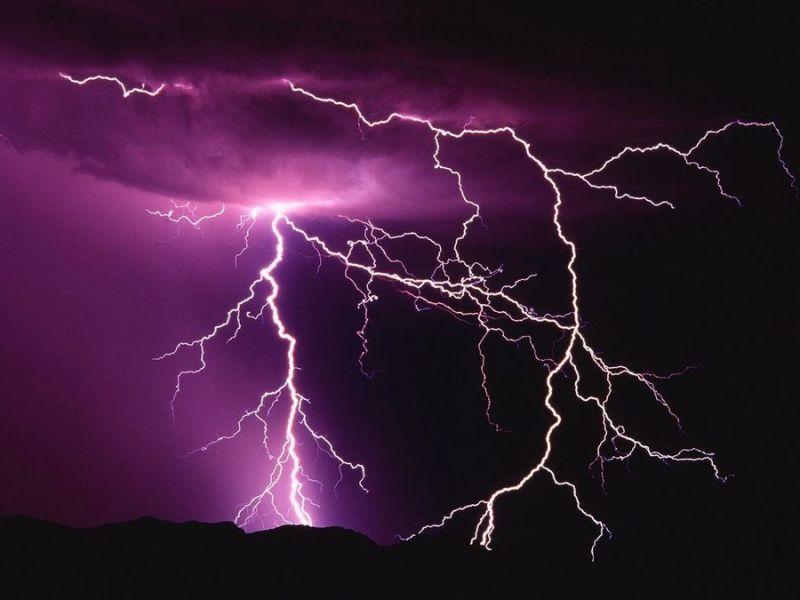 The Blessing of Storms and a Wonderful Message from Author, Judy Howard