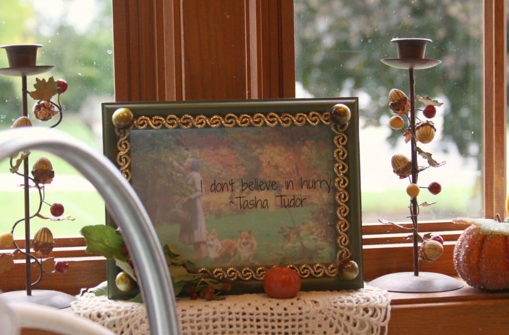 Wisdom from My Kitchen Windowsill
