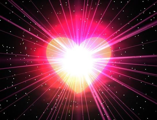 LOVE is the Light Within that Creates Lasting Peace