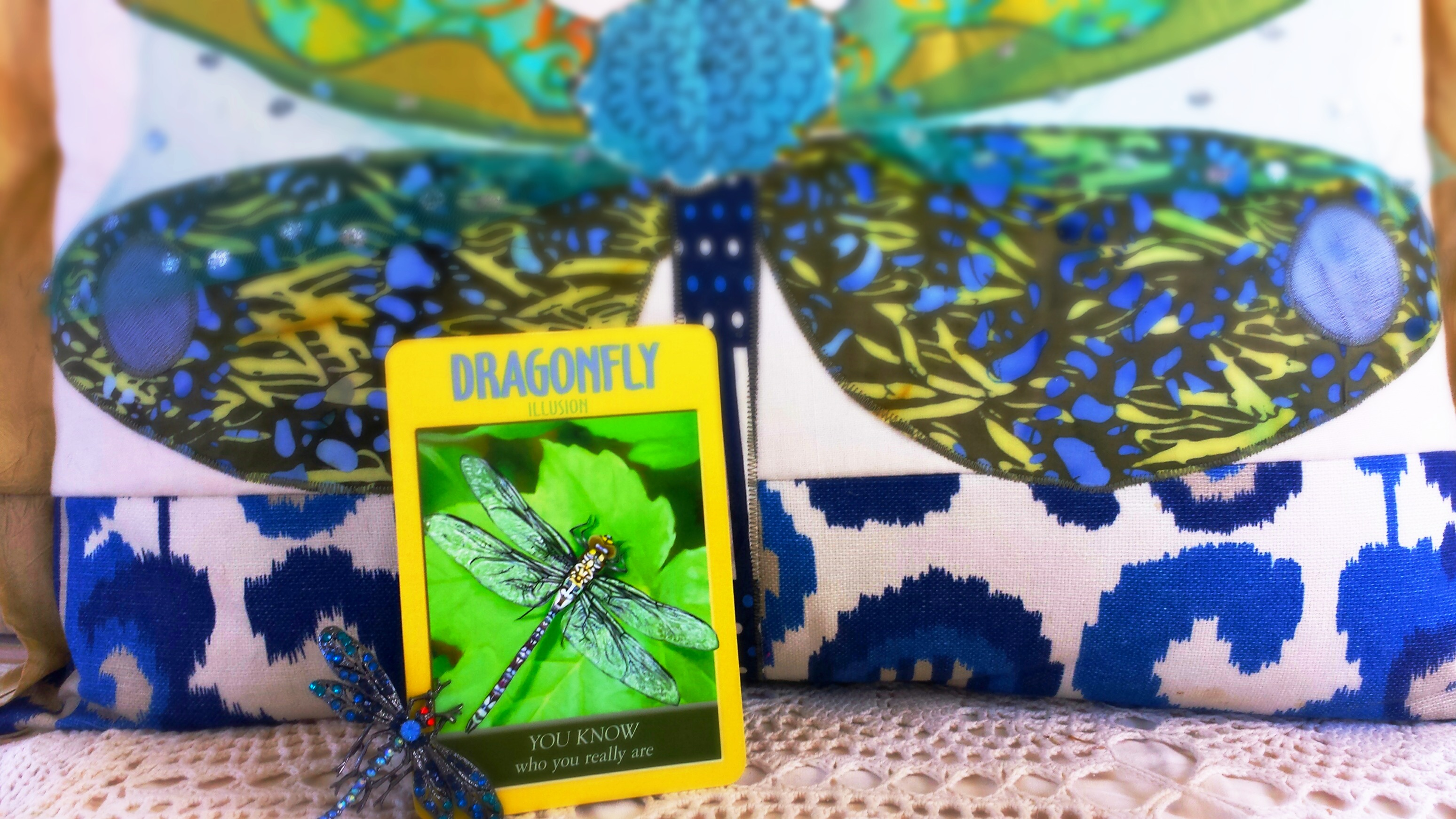 Dragonfly's Important Synchronistic Message