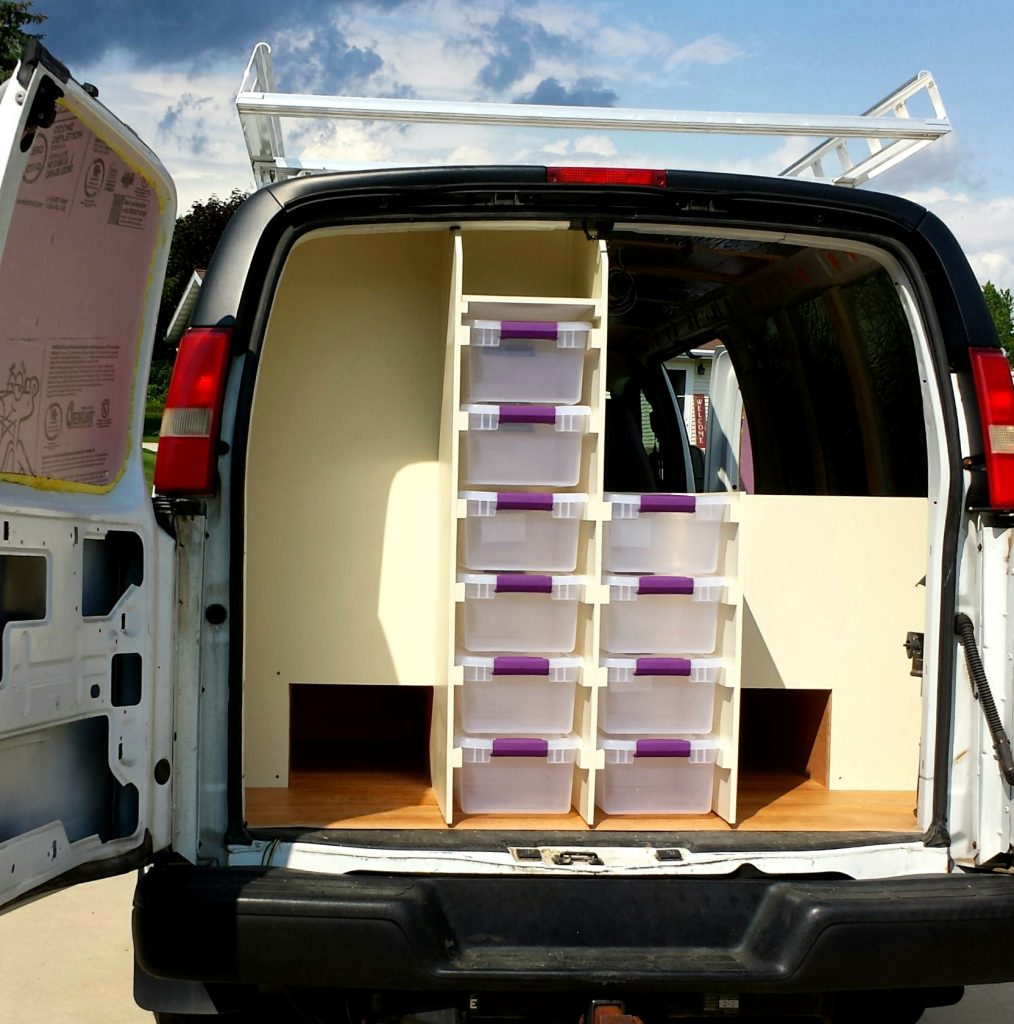 Have Van Will Travel: I Married a Creative Genius!